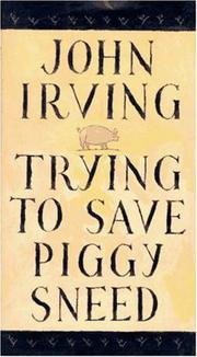 Cover art for TRYING TO SAVE PIGGY SNEED