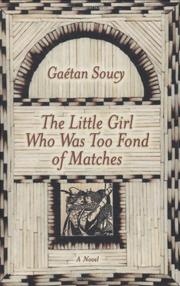 Cover art for THE LITTLE GIRL WHO WAS TOO FOND OF MATCHES