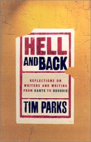 Book Cover for HELL AND BACK