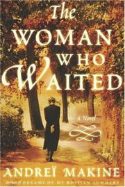 Cover art for THE WOMAN WHO WAITED