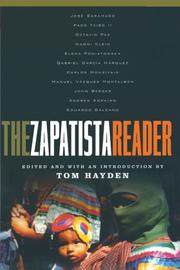 Book Cover for THE ZAPATISTA READER