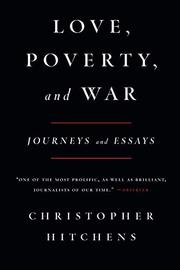Cover art for LOVE, POVERTY, AND WAR