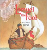 Cover art for LEMUEL THE FOOL