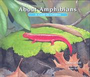 Cover art for ABOUT AMPHIBIANS