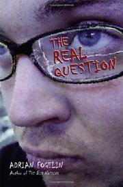 Cover art for THE REAL QUESTION