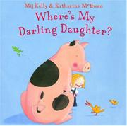 Cover art for WHERE'S MY DARLING DAUGHTER?