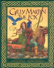 Cover art for GILLY MARTIN THE FOX