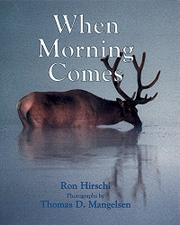 Cover art for WHEN MORNING COMES