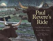Cover art for PAUL REVERE'S RIDE