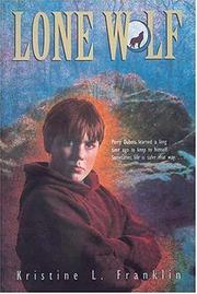 Cover art for LONE WOLF