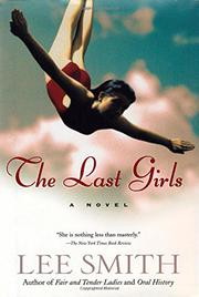 Cover art for THE LAST GIRLS
