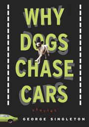 Cover art for WHY DOGS CHASE CARS