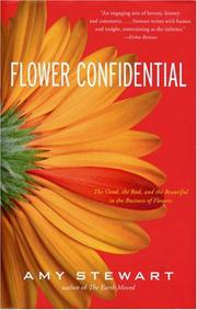 Cover art for FLOWER CONFIDENTIAL