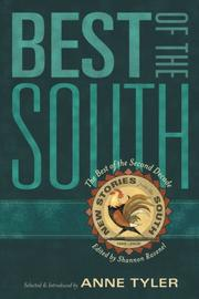 Book Cover for BEST OF THE SOUTH, VOLUME II