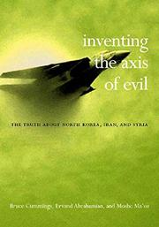 Cover art for INVENTING THE AXIS OF EVIL
