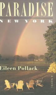 Cover art for PARADISE, NEW YORK