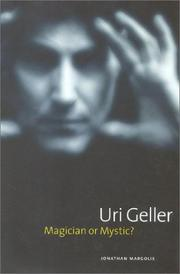 Book Cover for URI GELLER