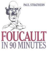 Cover art for FOUCAULT IN 90 MINUTES