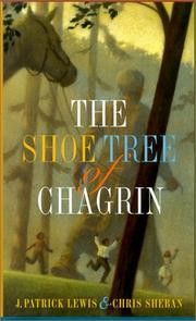 Cover art for THE SHOE TREE OF CHAGRIN