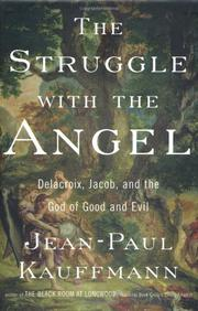 Book Cover for THE STRUGGLE WITH THE ANGEL
