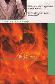 Book Cover for THE CIRCLE