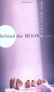 Cover art for BEHIND THE MOON