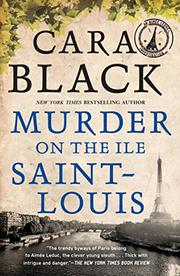 Book Cover for MURDER ON THE ILE SAINT-LOUIS