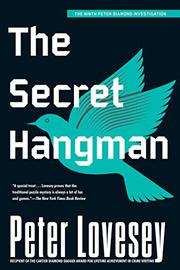 Book Cover for THE SECRET HANGMAN