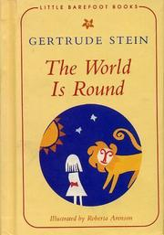 Cover art for THE WORLD IS ROUND