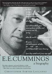 Cover art for E.E. CUMMINGS