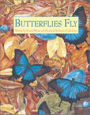 Book Cover for BUTTERFLIES FLY