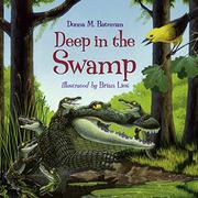 Cover art for DEEP IN THE SWAMP