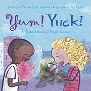 Cover art for YUM! YUCK!