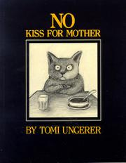 Cover art for NO KISS FOR MOTHER