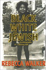 Cover art for BLACK, WHITE, AND JEWISH