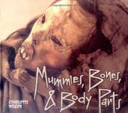 Book Cover for MUMMIES, BONES, AND BODY PARTS