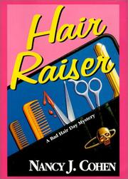 Cover art for HAIR RAISER