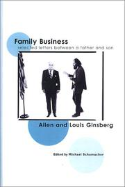 Book Cover for FAMILY BUSINESS