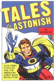 Book Cover for TALES TO ASTONISH