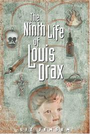 Book Cover for THE NINTH LIFE OF LOUIS DRAX