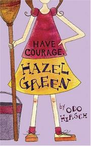 Cover art for HAVE COURAGE, HAZEL GREEN