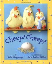 Book Cover for CHEEP! CHEEP!