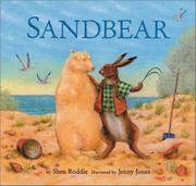 Cover art for SANDBEAR