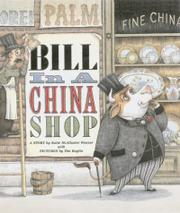 Cover art for BILL IN A CHINA SHOP