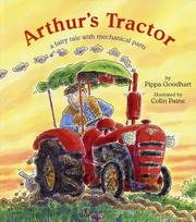 Book Cover for ARTHUR'S TRACTOR
