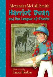 Book Cover for HARRIET BEAN AND THE LEAGUE OF CHEATS