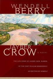 Cover art for JAYBER CROW