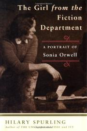Cover art for THE GIRL FROM THE FICTION DEPARTMENT