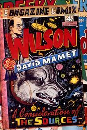 Cover art for WILSON