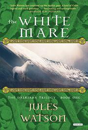 Cover art for THE WHITE MARE